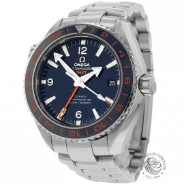 Omega Seamaster Planet Ocean 600M Good Planet GMT
