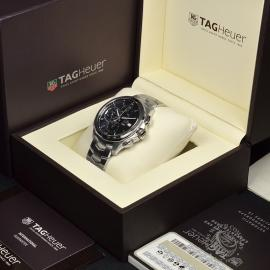 TA19959S Tag Heuer Link Calibre 16 Chrono Box