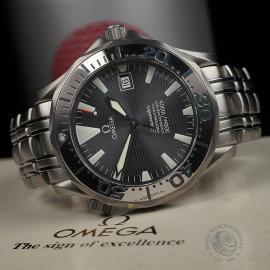 OM22352S Omega Seamaster Professional Titanium Close 8 1