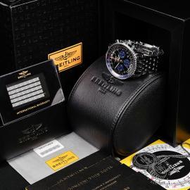 BR22147S Breitling Navitimer 01 Blue Edition Box