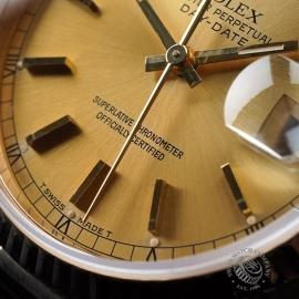 RO21640S Rolex Day-Date President 18238 Close3