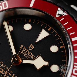 TU22224S Tudor Heritage Black Bay Red Unworn Close3 1