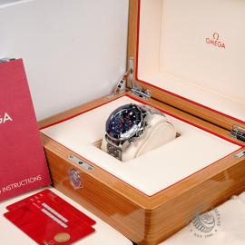 OM21919S Omega Seamaster Professional Chronograph Co-Axial Box