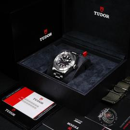TU22175S Tudor Heritage Black Bay Steel Box
