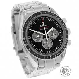 OM21366S Omega Speedmaster Professional Apollo Soyuz 35th Anniversary Limited Edition Dial