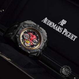 AU1811P Audemars Piguet Royal Oak Offshore Grand Prix Chronograph Limited Edition Close3