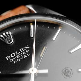 RO22084S Rolex Vintage Oyster Royal Close5