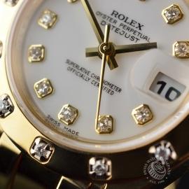 RO21247S Rolex Ladies Pearlmaster Close6