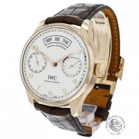 IWC Portugieser 18ct Rose Gold Annual Calendar