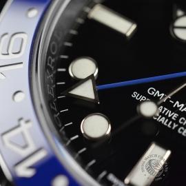 RO20984S Rolex GMT Master II - Unworn Close4