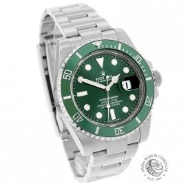 RO21728S Rolex Submariner Date Ceramic 'Hulk' Dial