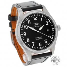 IW21223S IWC Pilots Watch Mark XVIII Dial 2
