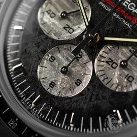 OM21366S Omega Speedmaster Professional Apollo Soyuz 35th Anniversary Limited Edition Close6 1