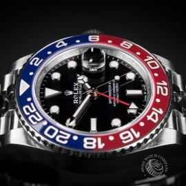RO21783S Rolex GMT Master II BLRO Close6 1
