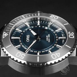 OR22678S Oris Aquis Source Of Life Limited Edition Close4