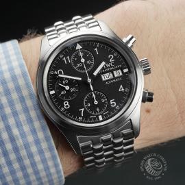 IW22392S IWC Pilots Flieger Chronograph Wrist