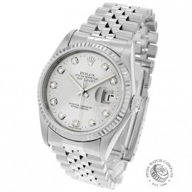 RO21265S Rolex Datejust Back