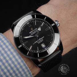BR22377S Breitling Superocean Heritage II 46 Wrist