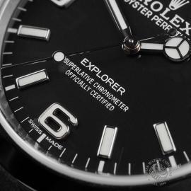 RO22498S Rolex Explorer 39 Close5 1