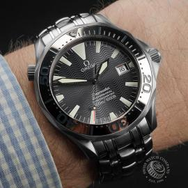 OM22352S Omega Seamaster Professional Titanium Wrist 1