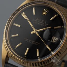 RO-646F Rolex Datejust 18ct Close 1