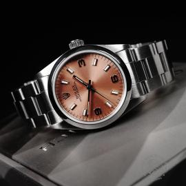 RO21830S Rolex Mid Size Oyster Perpetual Close11
