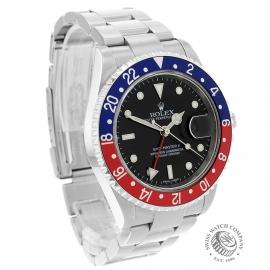 RO20324S Rolex GMT Master II - Stick Dial Dial 1