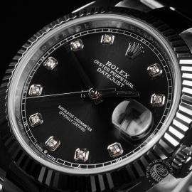 RO22590S Rolex Datejust 41 Close2