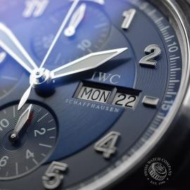 IW20694S IWC Pilots Spitfire Chrono Laureus Close7 1