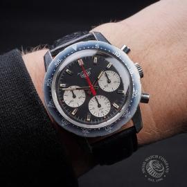 HU1882P Heuer Autavia 2446C Wrist 1