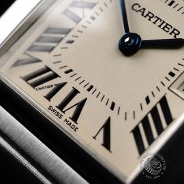 CA21842S Cartier Tank Francaise Midsize Close4