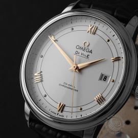OM22257S Omega De Ville Prestige Co-Axial Close1