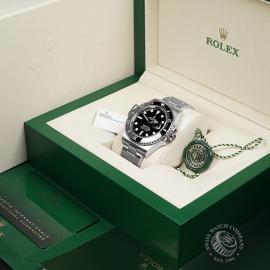 RO22277S Rolex Submariner Date Ceramic 41mm Unworn Box