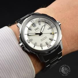 IW21258S IWC Aquatimer Wrist