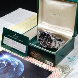 RO21746S Rolex GMT-Master Rolex GMT-Master Box