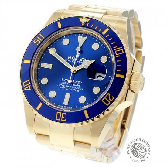 Rolex Submariner Date Unworn