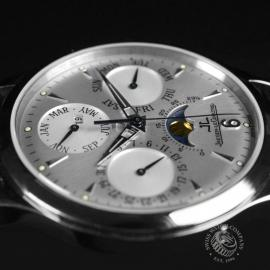 21383S Jaeger LeCoultre Master Control Perpetual Calendar Close4