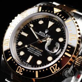 RO22038S Rolex Sea-Dweller Unworn Close2