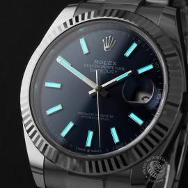 RO22310S Rolex Datejust 41 Close 1