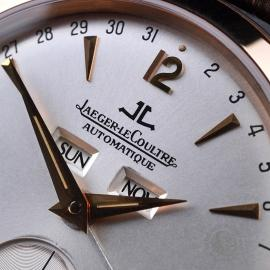 JL1879P Jaeger LeCoultre Master Date 18ct Rose Gold Close3
