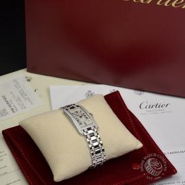 CA1794P-Cartier-Ladies-Tank-Americaine-18ct-Small-Model-Box 1