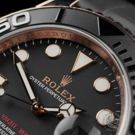 RO22598S Rolex Yachtmaster Everose Gold Close3 1