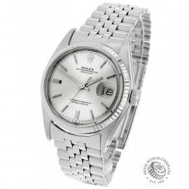 RO22030S Rolex Vintage Datejust 36 Back