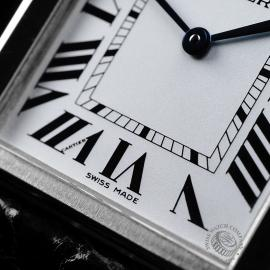 CA21602S Cartier Tank Solo Large Model Close4