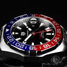 TA22134S Tag Heuer Aquaracer GMT Close6 1