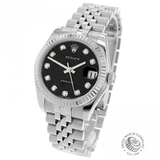 Rolex Ladies Datejust Midsize
