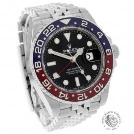 RO21787S Rolex GMT-Master II BLRO Dial