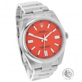 RO22709S Rolex Oyster Perpetual 41 Dial