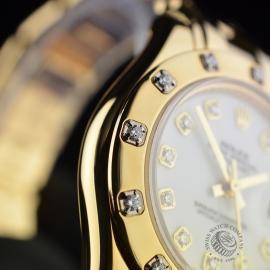 RO21247S Rolex Ladies Pearlmaster Close8