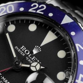 RO22229S Rolex Vintage GMT-Master  Close3
